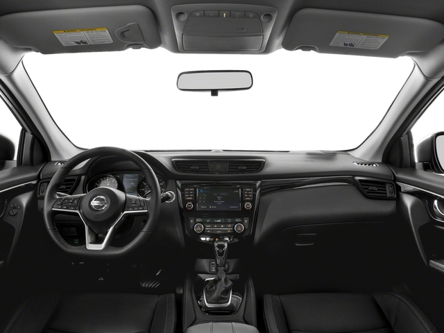 2017 Nissan Rogue Sport Base Price AWD SL Pricing full dashboard