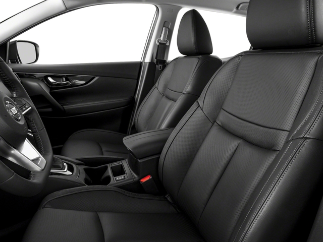 2017 Nissan Rogue Sport Base Price AWD SL Pricing front seat interior