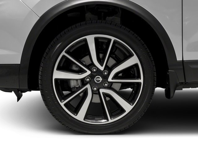 2017 Nissan Rogue Sport Prices and Values Utility 4D SL AWD wheel