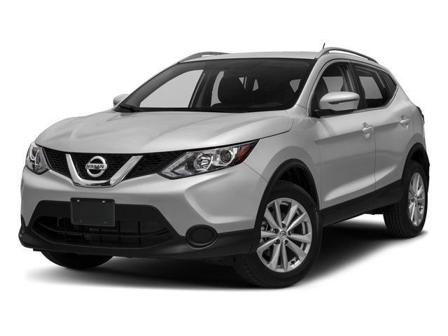 2017 Nissan Rogue Sport Prices and Values Utility 4D SV 2WD