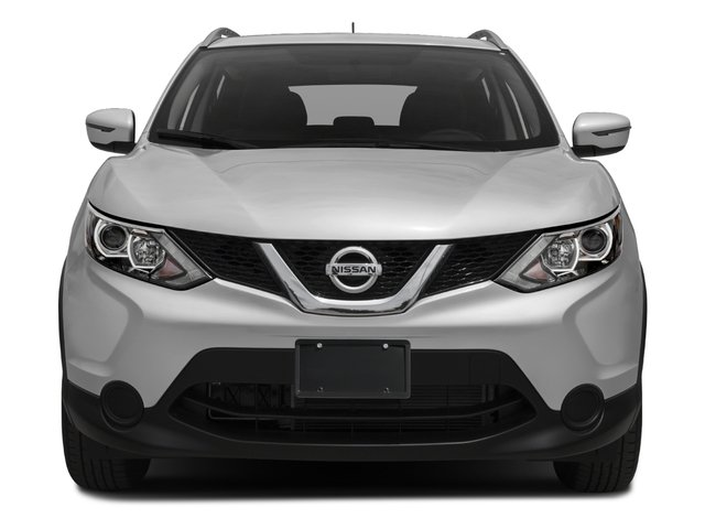 2017 Nissan Rogue Sport Pictures Rogue Sport Utility 4D SV AWD photos front view