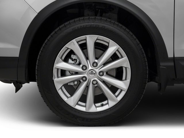 2017 Nissan Rogue Sport Prices and Values Utility 4D SV 2WD wheel