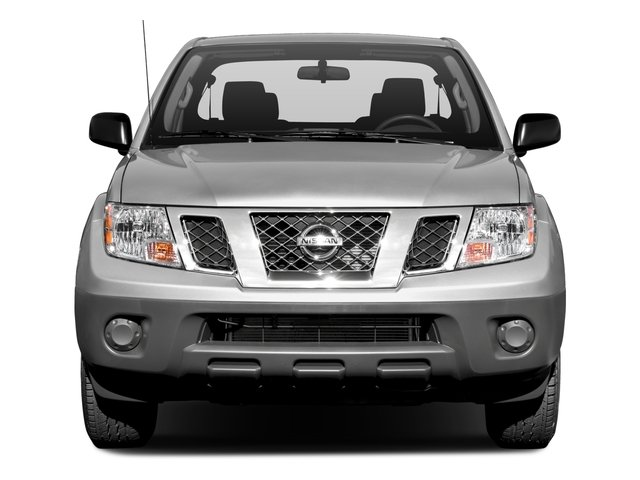 2017 Nissan Frontier Pictures Frontier King Cab S 2WD photos front view