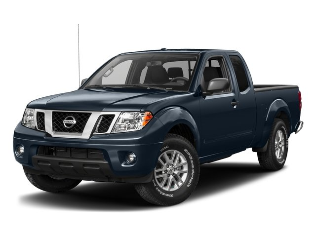 2017 Nissan Frontier Base Price King Cab 4x4 SV V6 Auto *Ltd Avail* Pricing side front view
