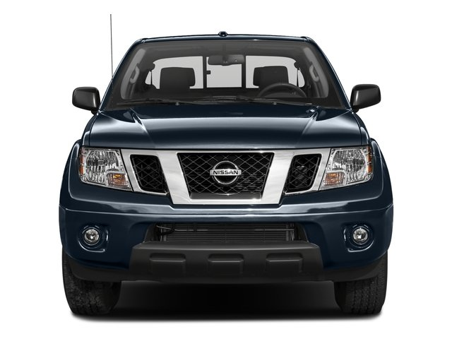 2017 Nissan Frontier Prices and Values King Cab SV 2WD front view