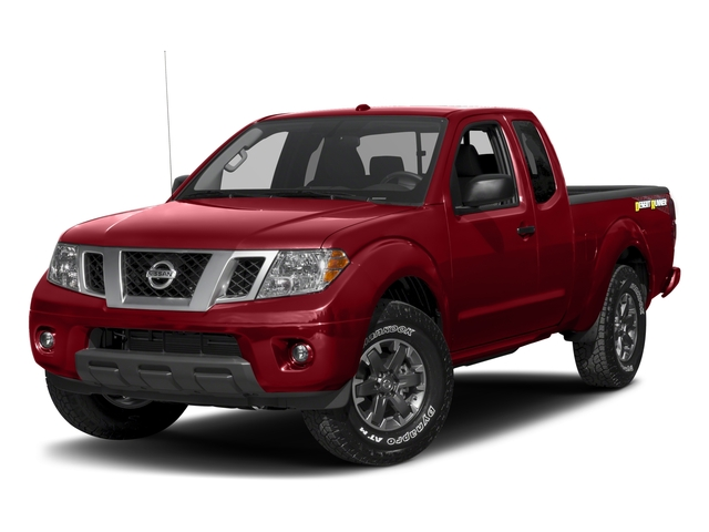 2017 Nissan Frontier Base Price King Cab 4x2 Desert Runner Auto Pricing side front view