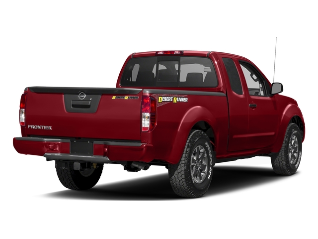 2017 Nissan Frontier Base Price King Cab 4x2 Desert Runner Auto Pricing side rear view
