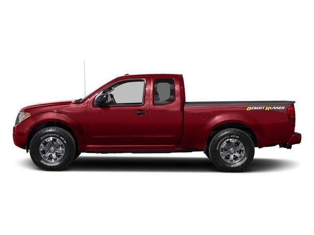 2017 Nissan Frontier Base Price King Cab 4x2 Desert Runner Auto Pricing side view