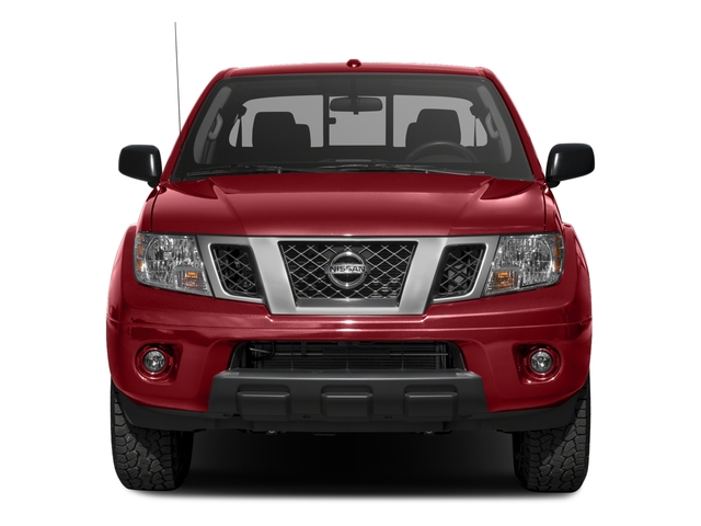 2017 Nissan Frontier Base Price King Cab 4x2 Desert Runner Auto Pricing front view