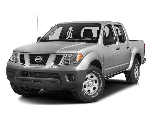 2017 Nissan Frontier Base Price Crew Cab 4x4 S Auto *Ltd Avail* Pricing side front view