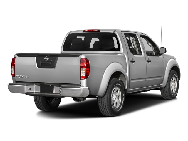 2017 Nissan Frontier Base Price Crew Cab 4x4 S Auto *Ltd Avail* Pricing side rear view