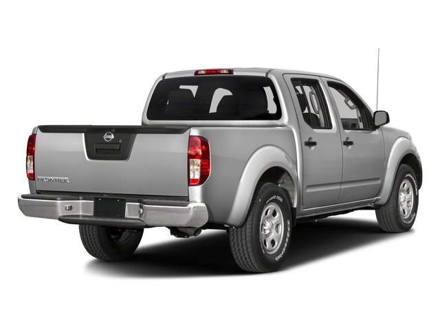 2017 Nissan Frontier Base Price 2017.5 Crew Cab 4x4 S Auto Pricing side rear view