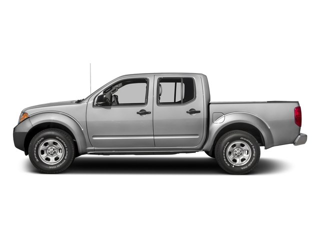 2017 Nissan Frontier Base Price 2017.5 Crew Cab 4x4 S Auto Pricing side view