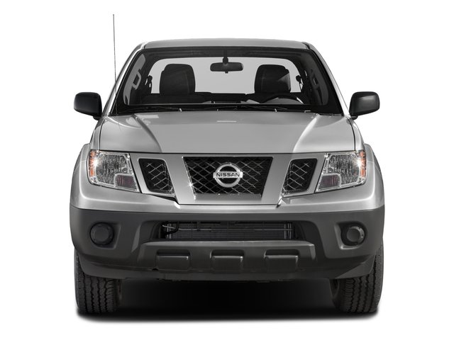 2017 Nissan Frontier Base Price Crew Cab 4x4 S Auto *Ltd Avail* Pricing front view