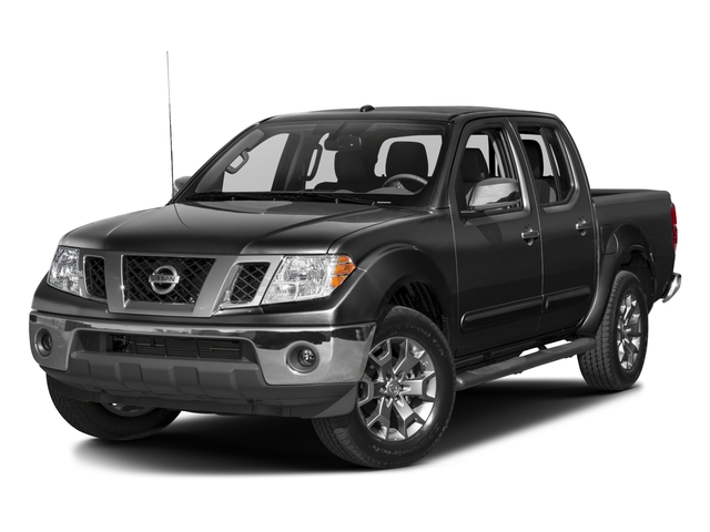 2017 Nissan Frontier Base Price 2017.5 Crew Cab 4x4 SL Auto Long Bed Pricing side front view