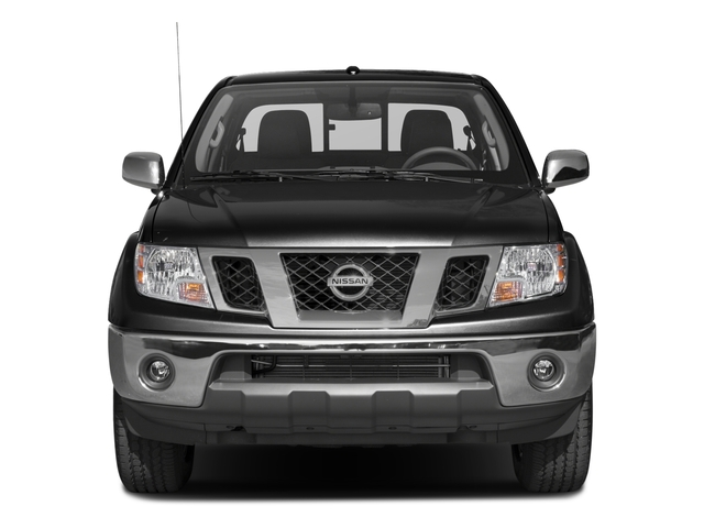 2017 Nissan Frontier Base Price 2017.5 Crew Cab 4x4 SL Auto Long Bed Pricing front view