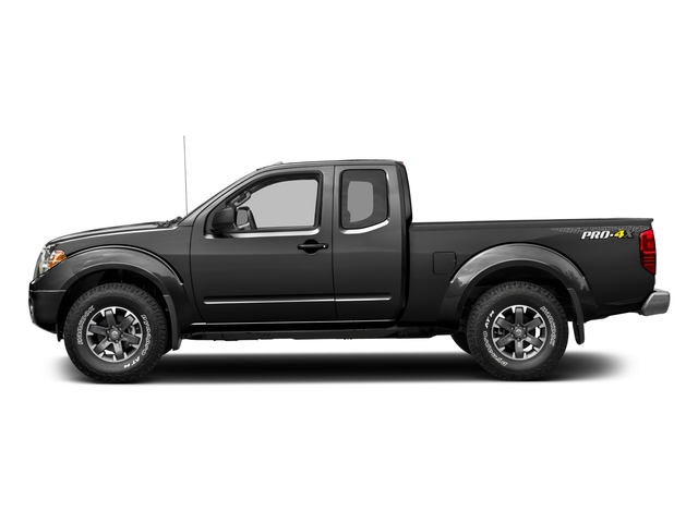 2017 Nissan Frontier Pictures Frontier King Cab 4x4 PRO-4X Auto photos side view