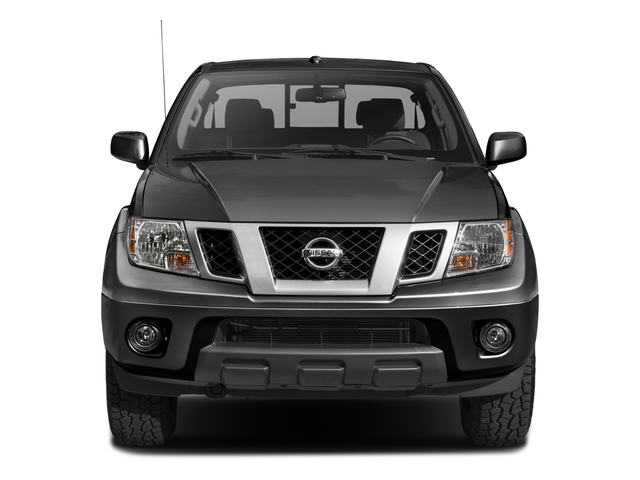 2017 Nissan Frontier Pictures Frontier King Cab 4x4 PRO-4X Auto photos front view