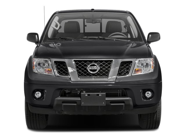 2017 Nissan Frontier Pictures Frontier 2017.5 Crew Cab 4x4 SV V6 Auto photos front view