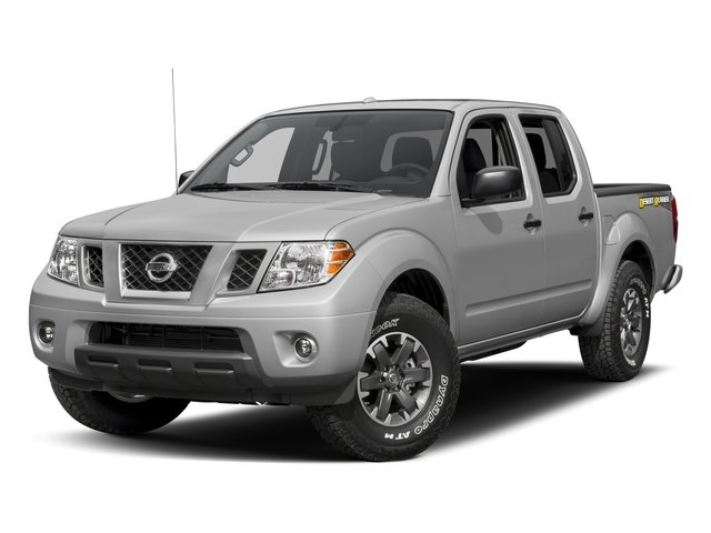2017 Nissan Frontier Base Price Crew Cab 4x2 Desert Runner Auto Pricing side front view