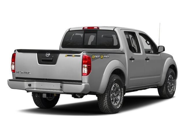 2017 Nissan Frontier Base Price Crew Cab 4x2 Desert Runner Auto Pricing side rear view