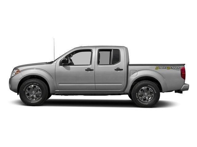 2017 Nissan Frontier Base Price Crew Cab 4x2 Desert Runner Auto Pricing side view
