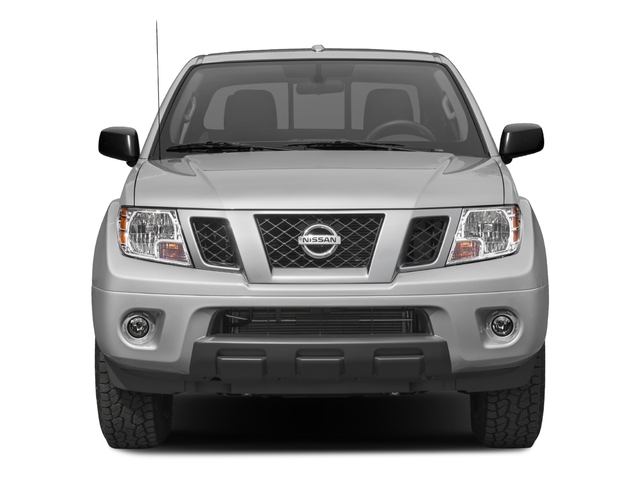 2017 Nissan Frontier Base Price Crew Cab 4x2 Desert Runner Auto Pricing front view