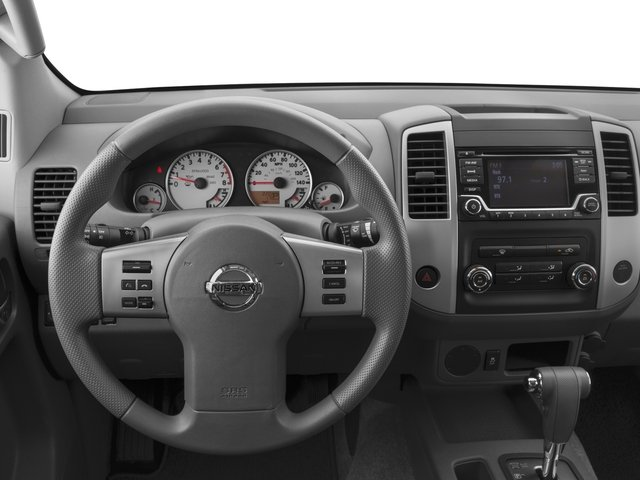 2017 Nissan Frontier Base Price Crew Cab 4x2 Desert Runner Auto Pricing driver's dashboard
