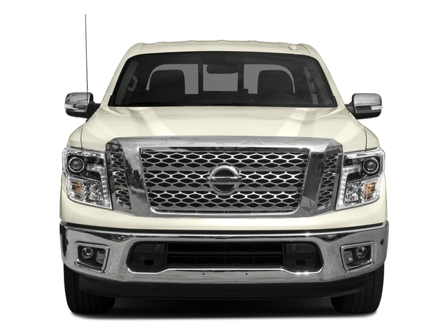 2017 Nissan Titan Prices and Values Crew Cab SL 4WD front view