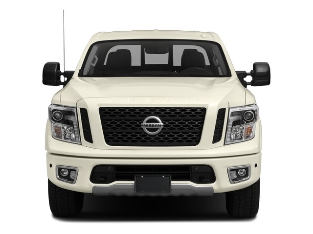 2017 Nissan Titan Prices and Values Crew Cab PRO-4X 4WD front view