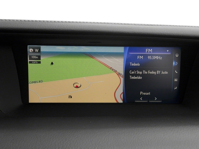 2017 Nissan Titan Prices and Values Crew Cab PRO-4X 4WD navigation system