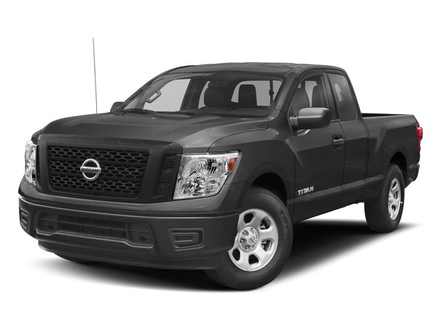 2017 Nissan Titan Prices and Values King Cab S 2WD