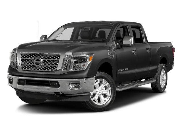 2017 Nissan Titan XD Prices and Values Crew Cab SL 2WD