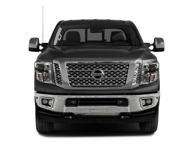 2017 Nissan Titan XD Prices and Values Crew Cab SL 2WD front view