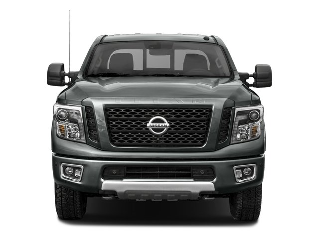 2017 Nissan Titan XD Prices and Values Crew Cab PRO-4X 4WD front view
