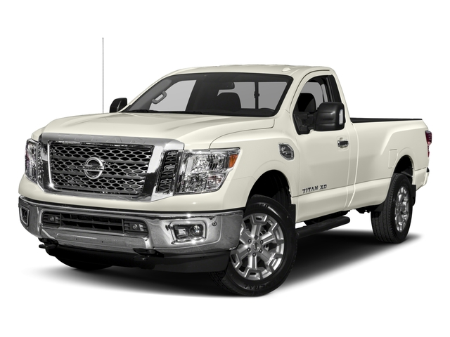 2017 Nissan Titan XD Prices and Values Regular Cab S 2WD