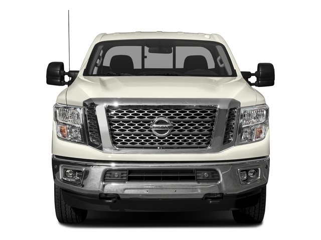 2017 Nissan Titan XD Prices and Values Regular Cab S 2WD front view