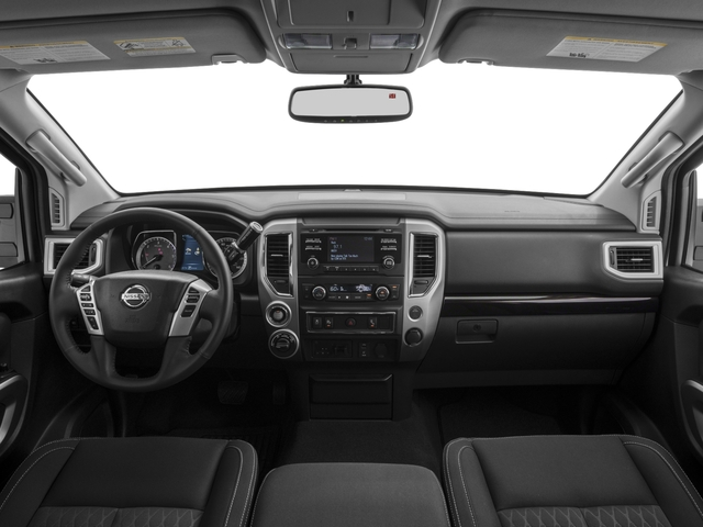 2017 Nissan Titan XD Prices and Values Regular Cab S 2WD full dashboard