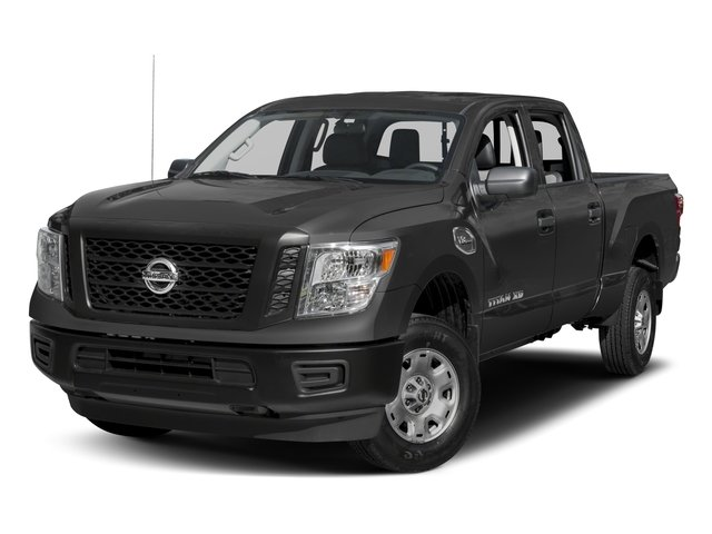 2017 Nissan Titan XD Prices and Values Crew Cab S 4WD