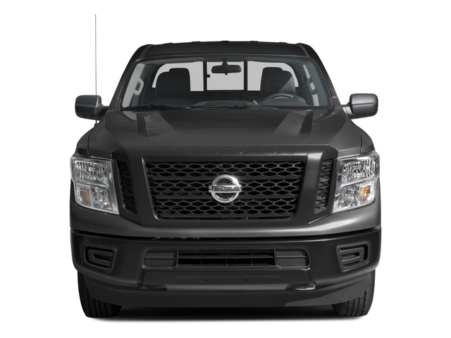 2017 Nissan Titan XD Prices and Values Crew Cab S 4WD front view