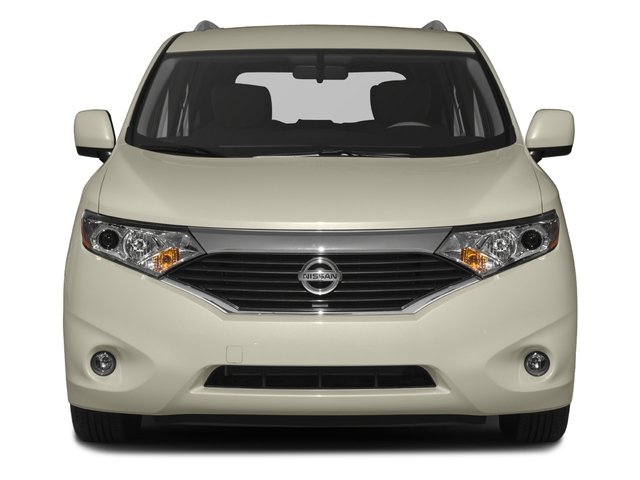 2017 Nissan Quest Prices and Values Wagon 5D S V6 front view