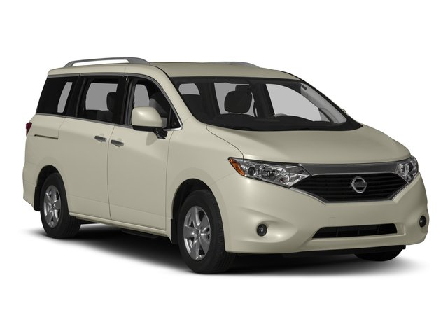 2017 Nissan Quest Prices and Values Wagon 5D S V6 side front view