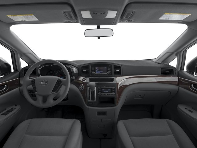 2017 Nissan Quest Prices and Values Wagon 5D S V6 full dashboard