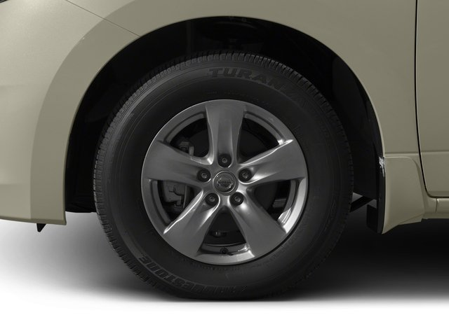 2017 Nissan Quest Prices and Values Wagon 5D S V6 wheel