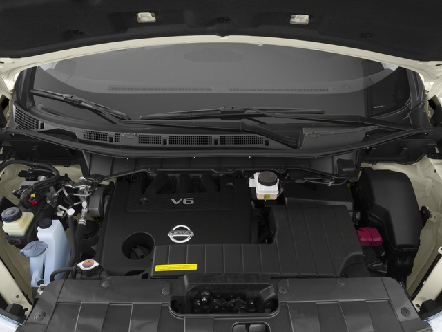 2017 Nissan Quest Prices and Values Wagon 5D S V6 engine