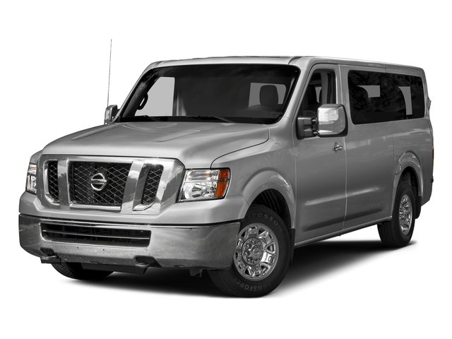 2017 Nissan NV Passenger Prices and Values Passenger Van S
