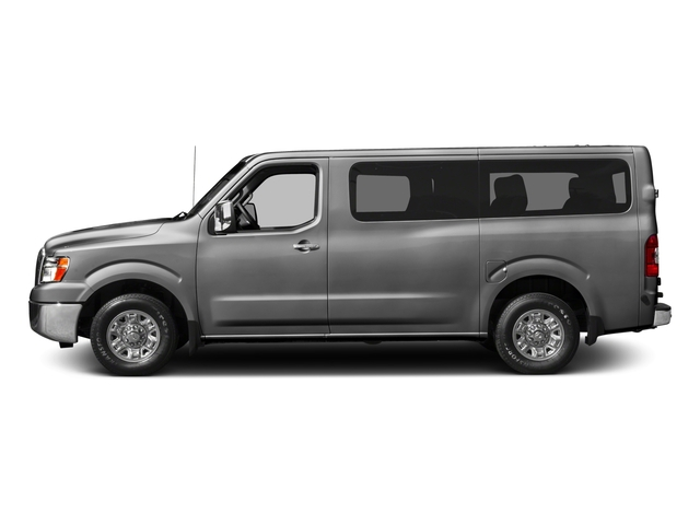 2017 Nissan NV Passenger Prices and Values Passenger Van S side view