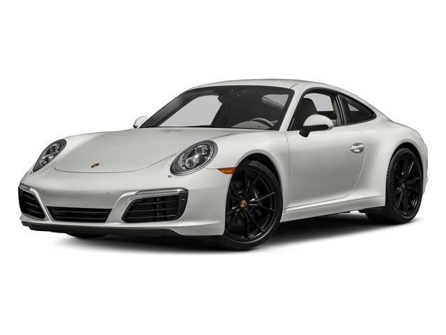 2017 Porsche 911 Base Price Carrera Coupe Pricing side front view