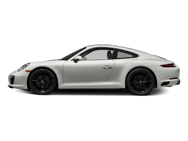 2017 Porsche 911 Base Price Carrera Coupe Pricing side view