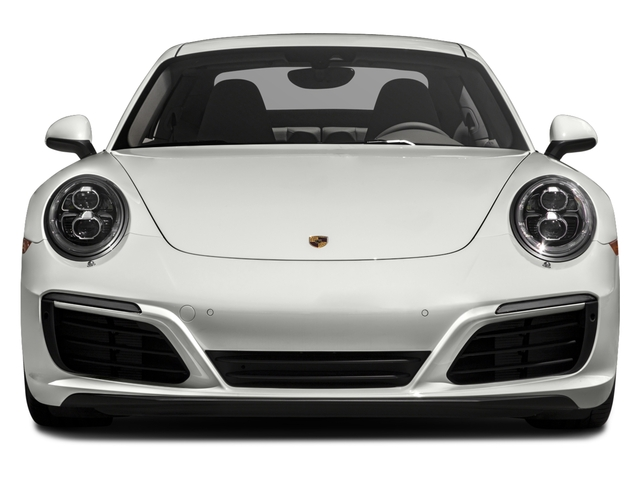 2017 Porsche 911 Base Price Carrera Coupe Pricing front view